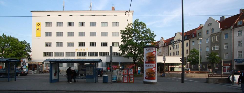 Fasanengarten München
