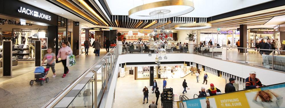 Größtes einkaufszentrum münchen